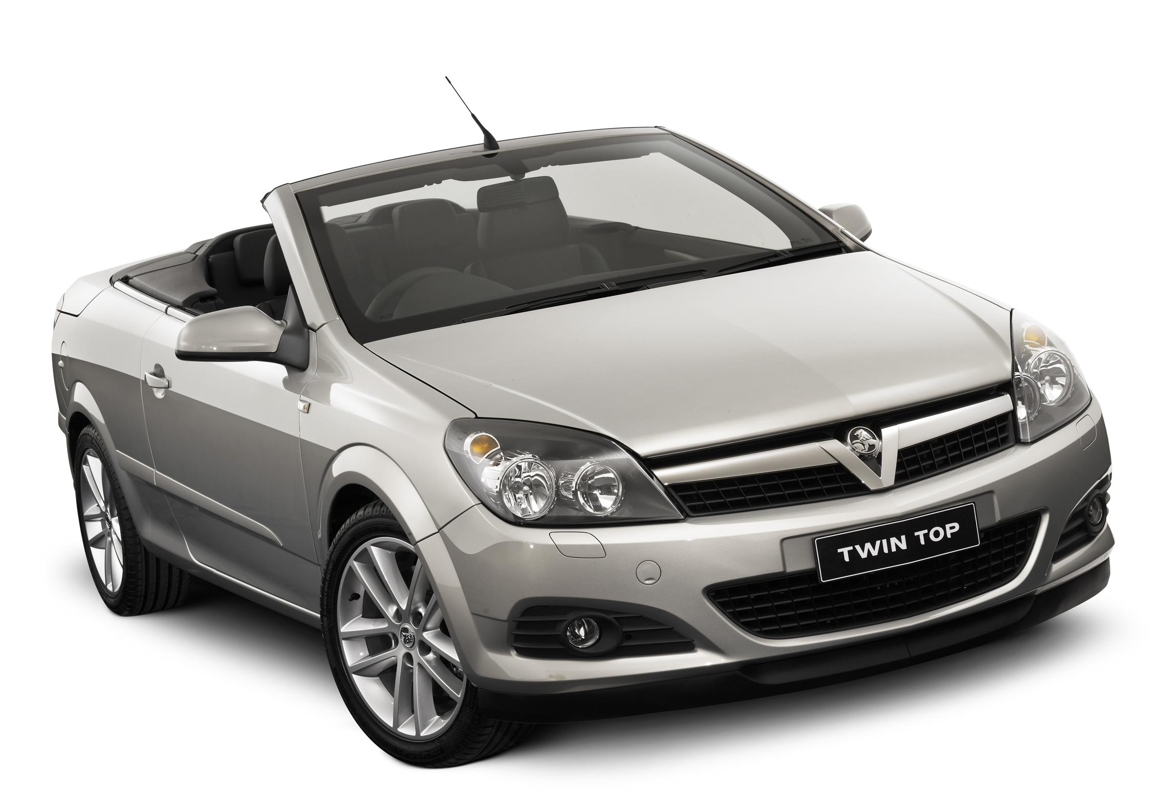 2007 Holden Astra Twintop Review