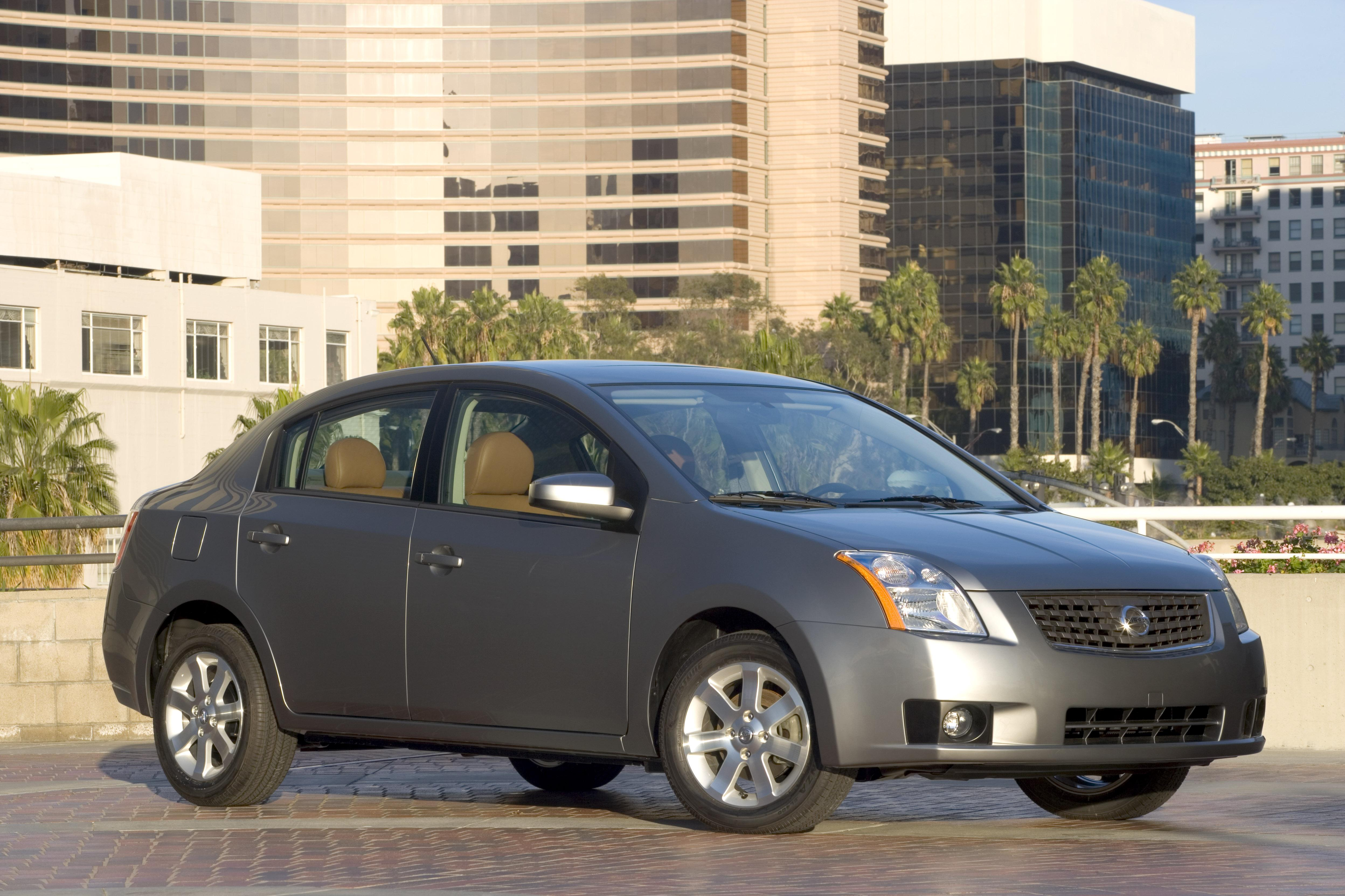 2007 Nissan Sentra Prices Announced | Top Speed