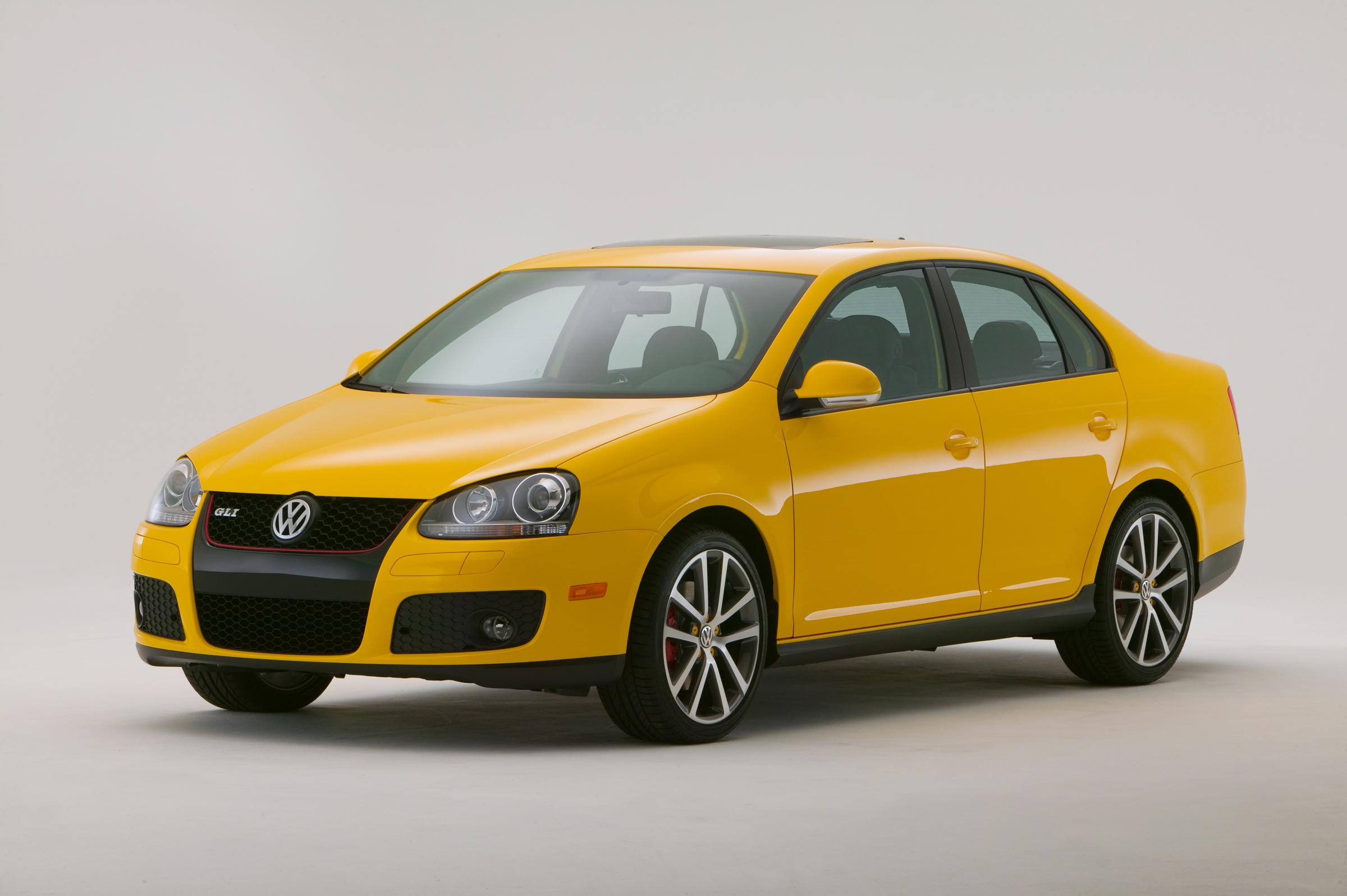 2007 Volkswagen GTI And GLI Fahrenheit Special Edition | Top Speed