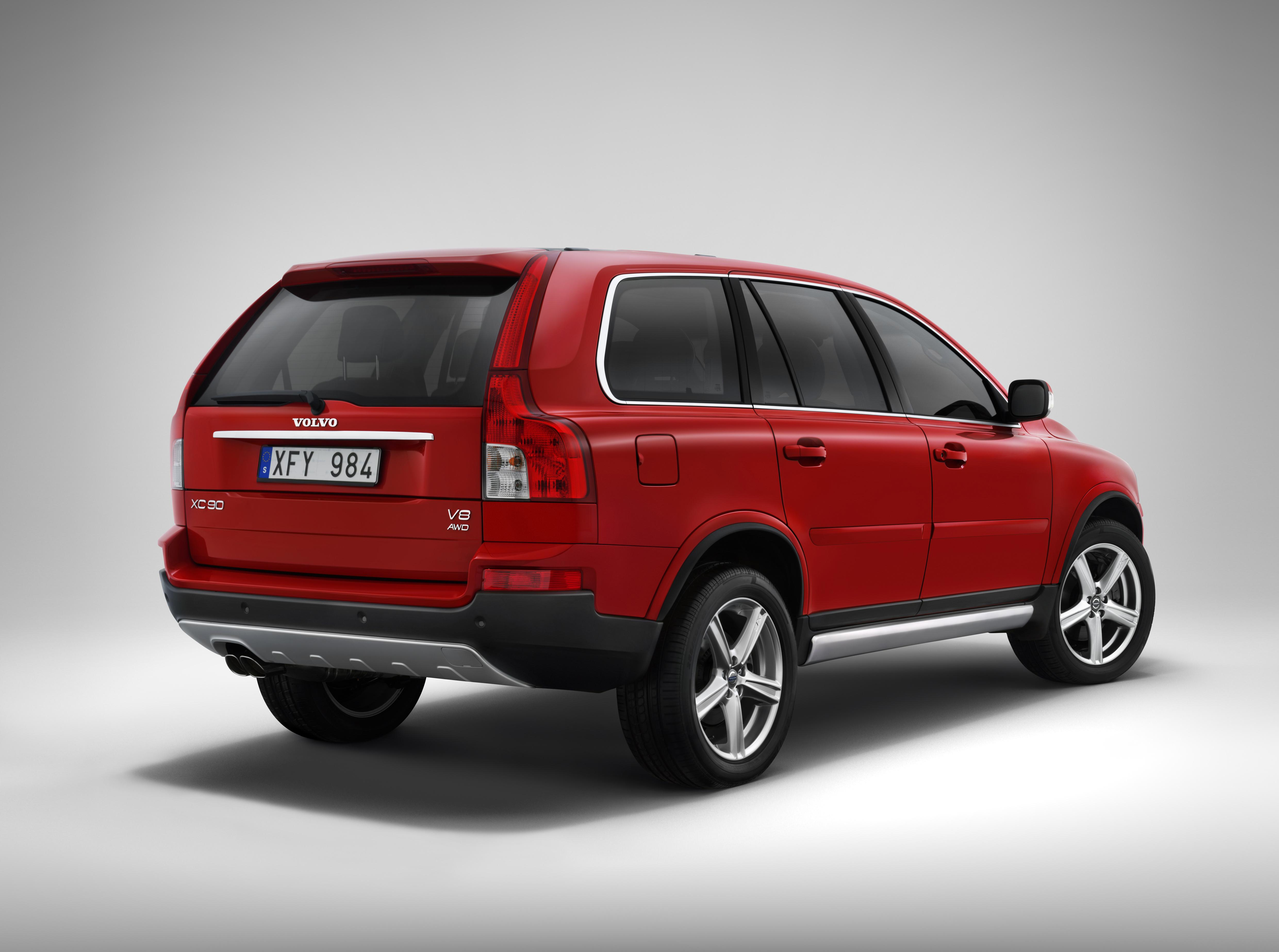 2007 volvo xc90 v8 sport review top speed. Black Bedroom Furniture Sets. Home Design Ideas