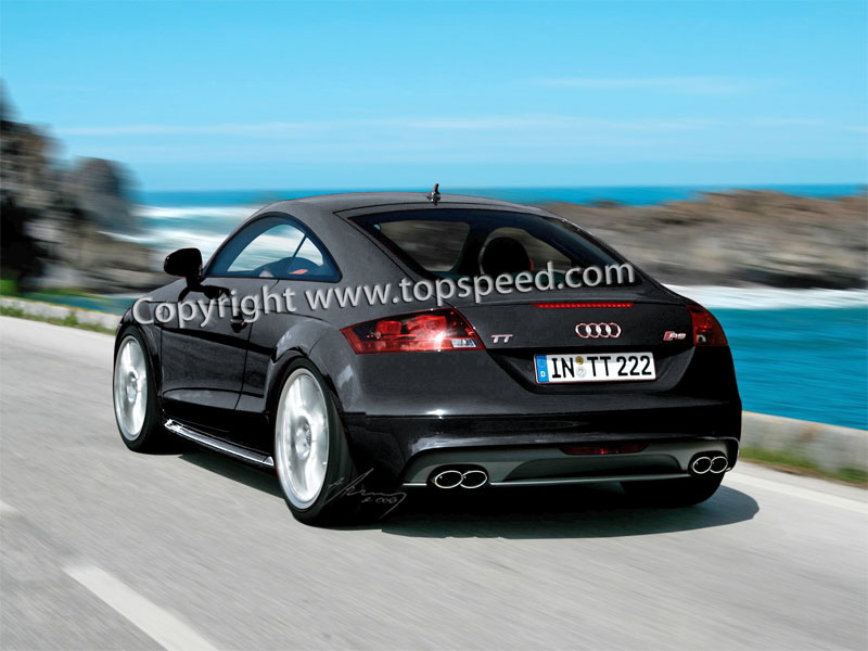 2008 Audi Tt Rs Top Speed