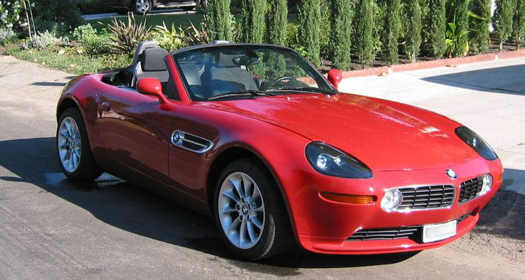 Bmw Z8 Roadster Replica Built On Z4 Top Speed