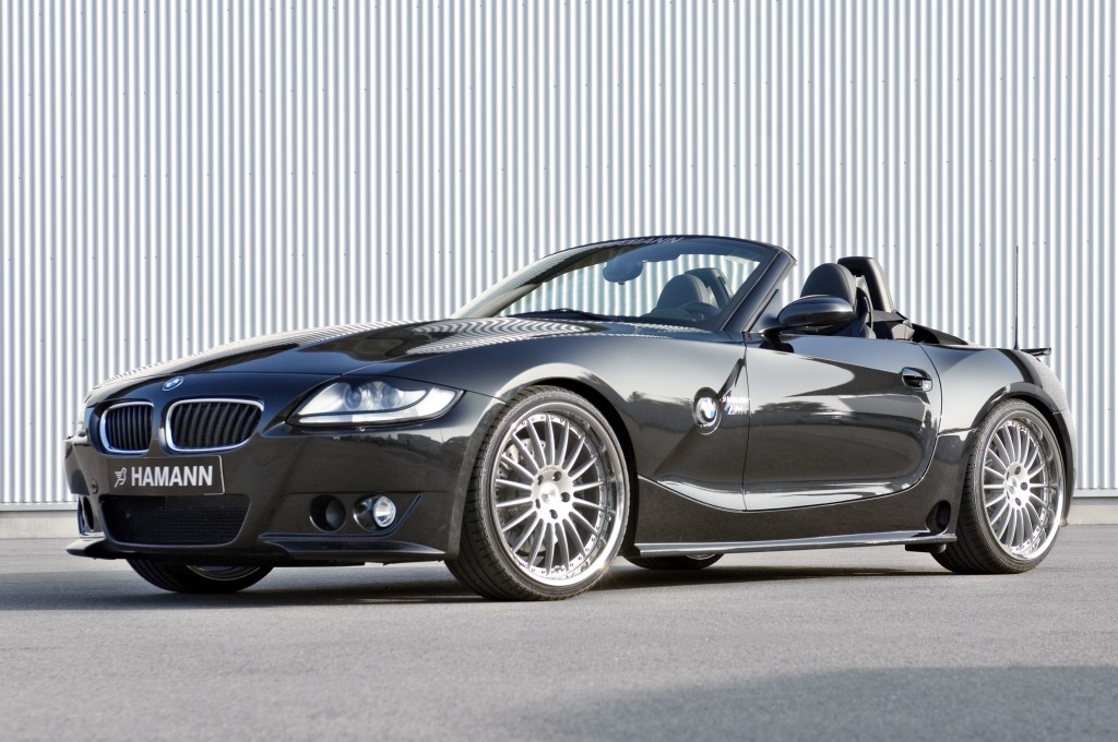 Fantastic 2006 Hamann Bmw Z4 M Roadster Component All