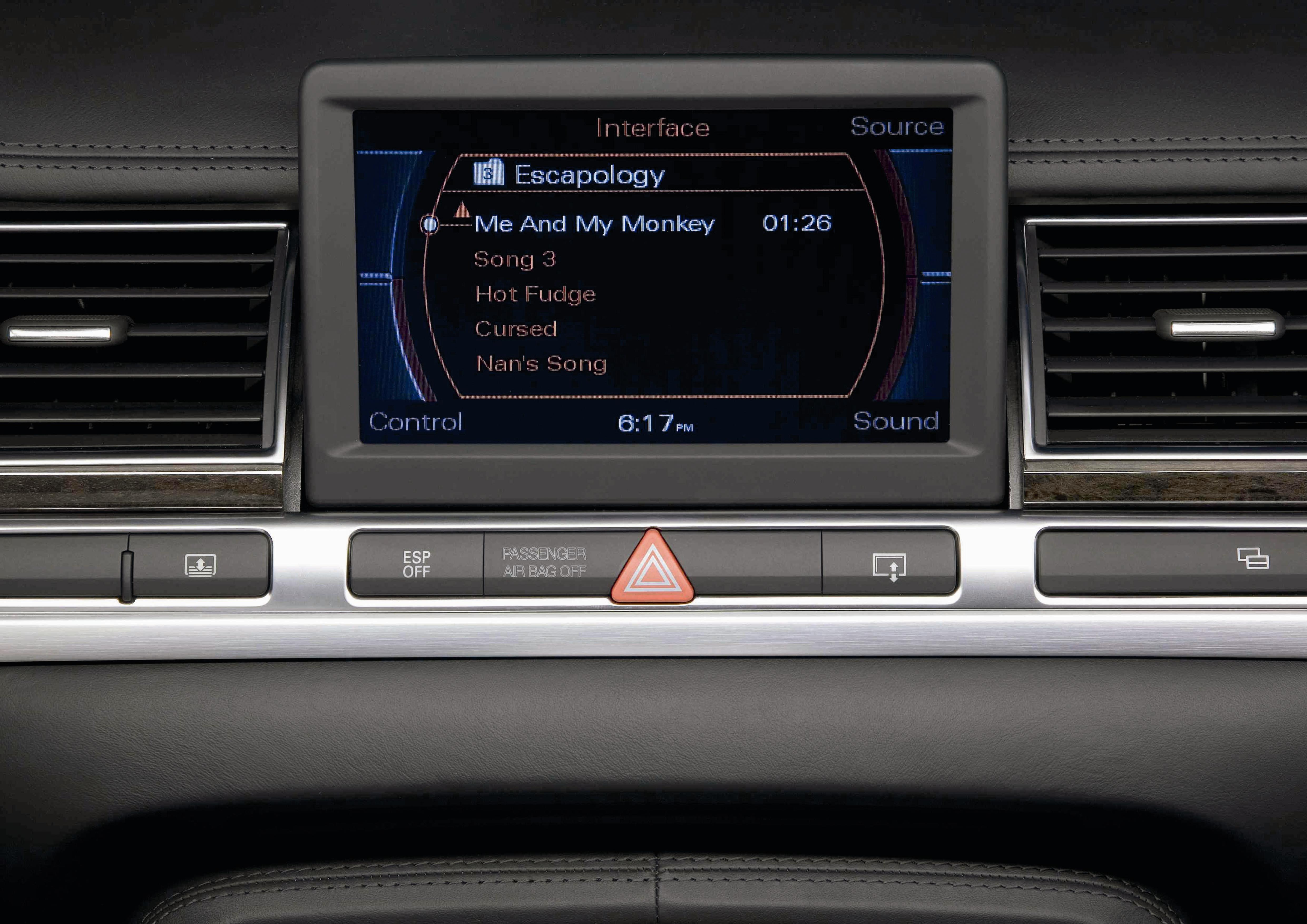 IPod Connection In Audi Cars News Top Speed - Audi car song