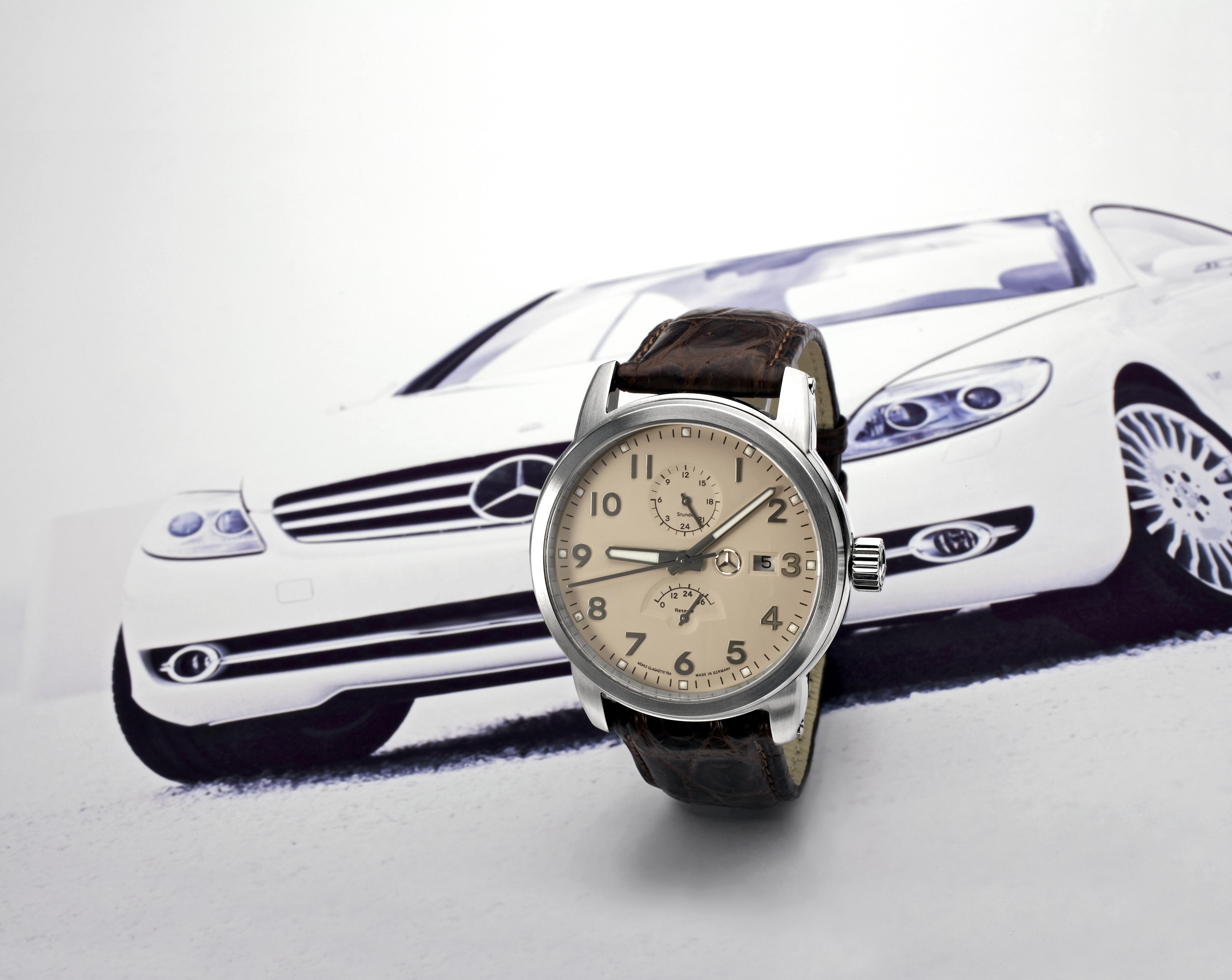 Mercedes benz launch limited edition watches news for Mercedes benz limited edition
