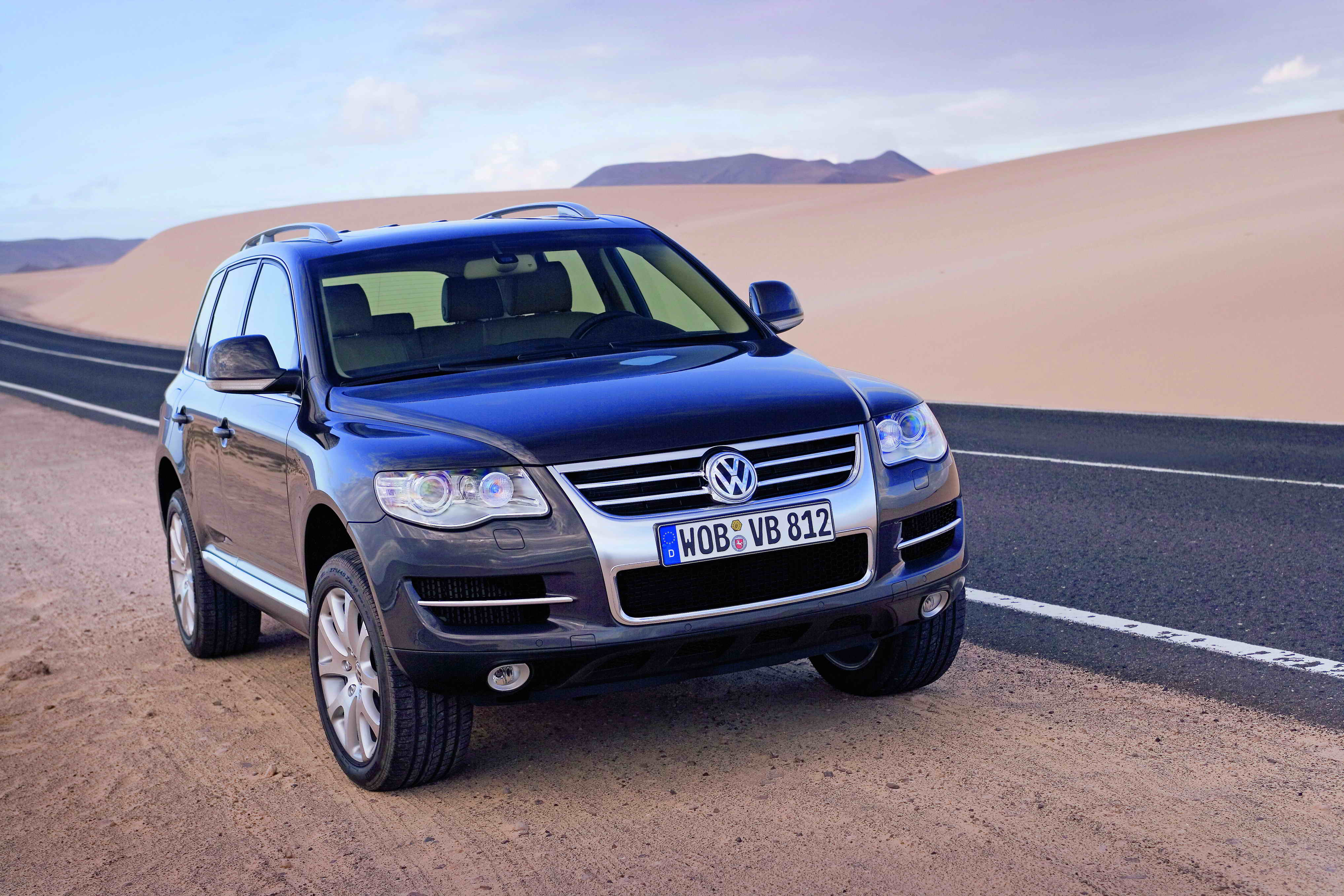volkswagen touareg  tdi  sale   top speed