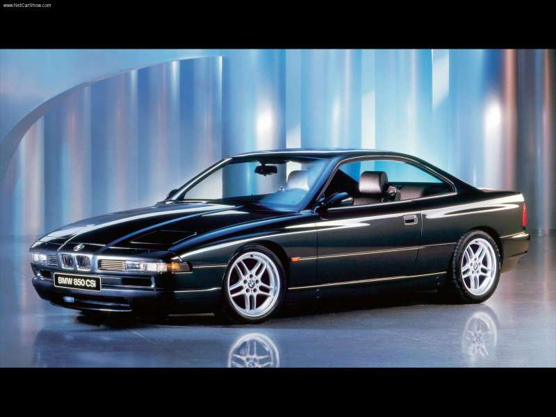 1989 - 1999 BMW 8-series Review - Top Speed