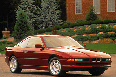 1989 - 1999 BMW 8-series | Top Speed
