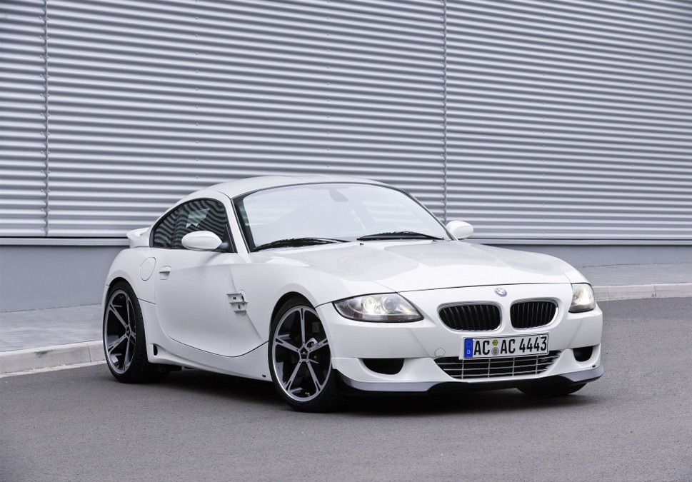 2006 Ac Schnitzer Acs4 Roadster Amp Coupe Top Speed