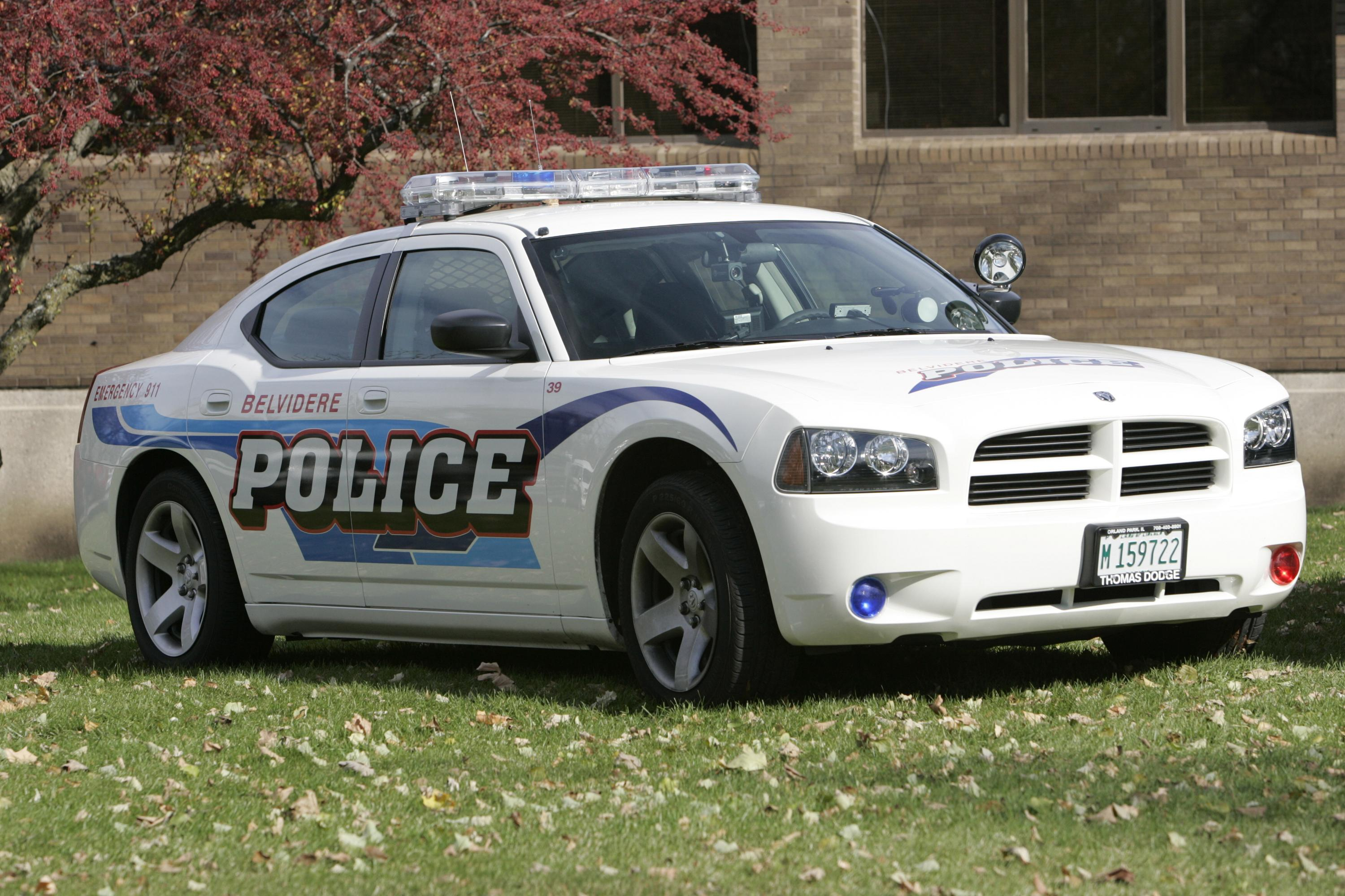 2006 Dodge Charger 3 5 Liter V6 Police Car Top Speed