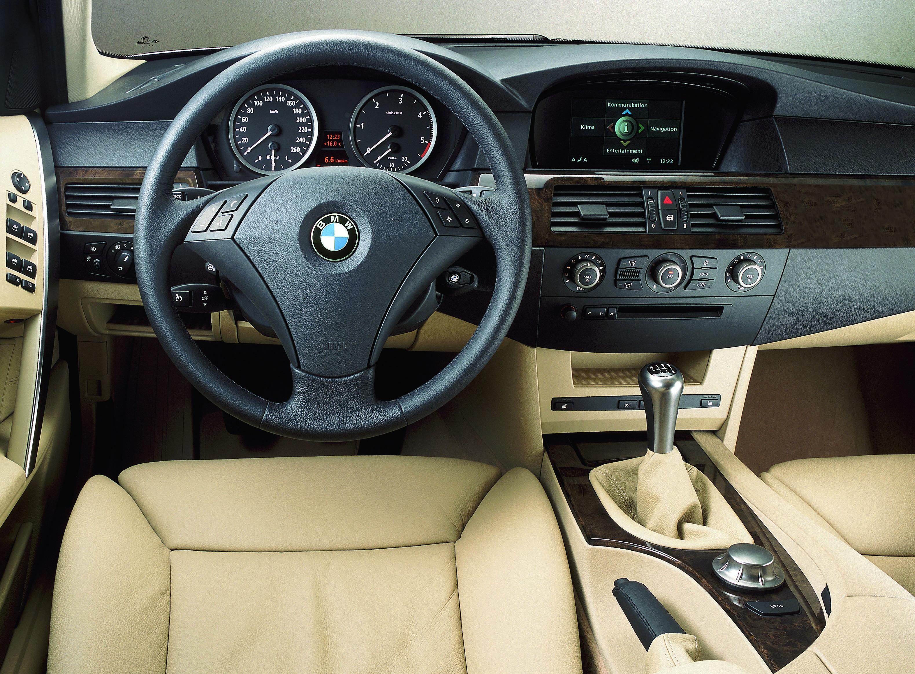 2007 BMW 5-Series | Top Speed. »