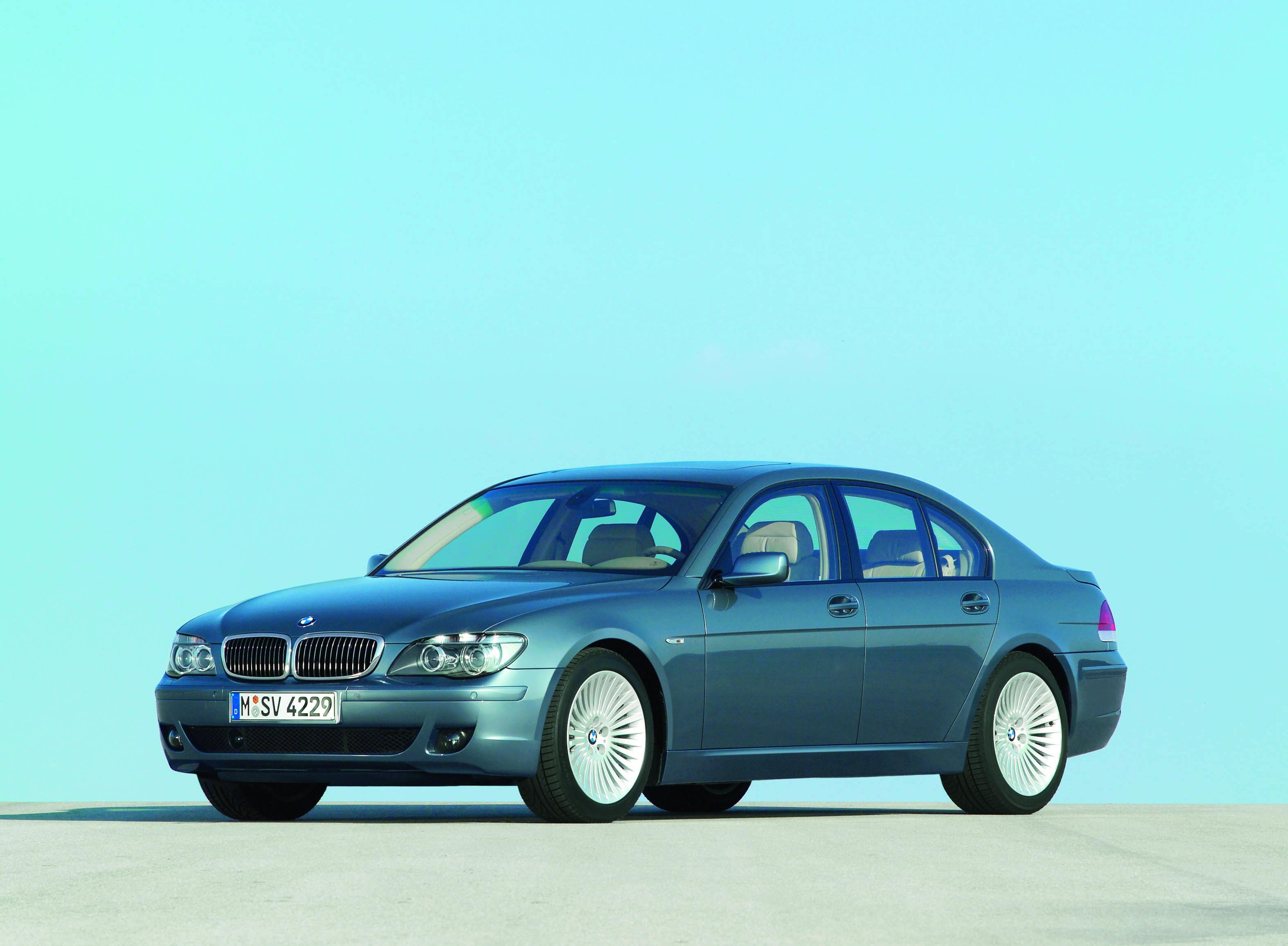 2007 BMW 7-Series Review - Top Speed