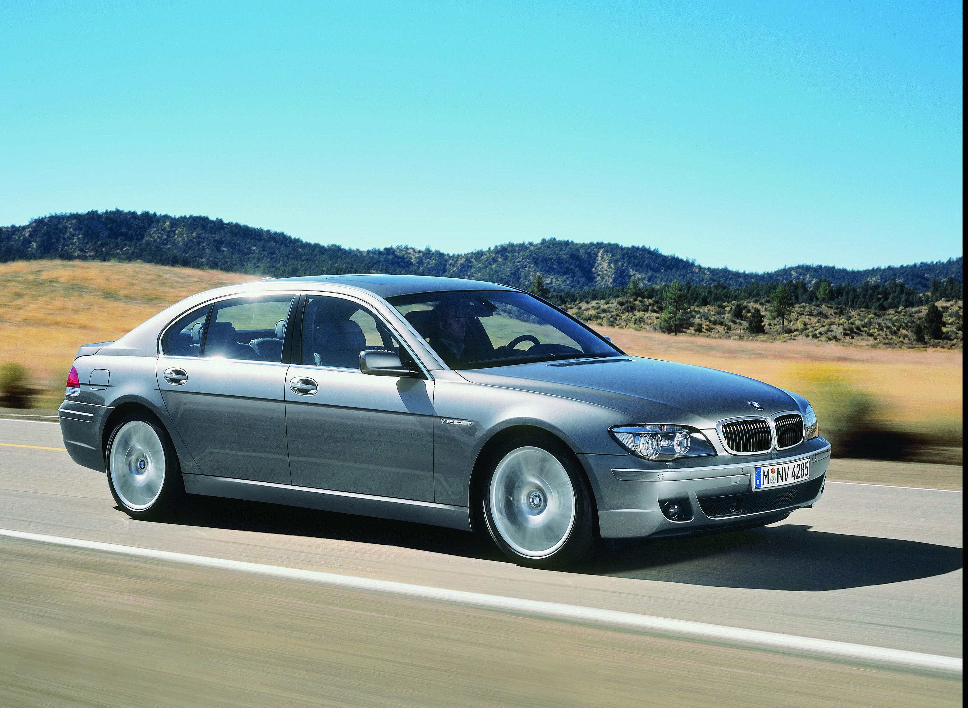 BMW Series Review Top Speed - 2007 bmw 750il