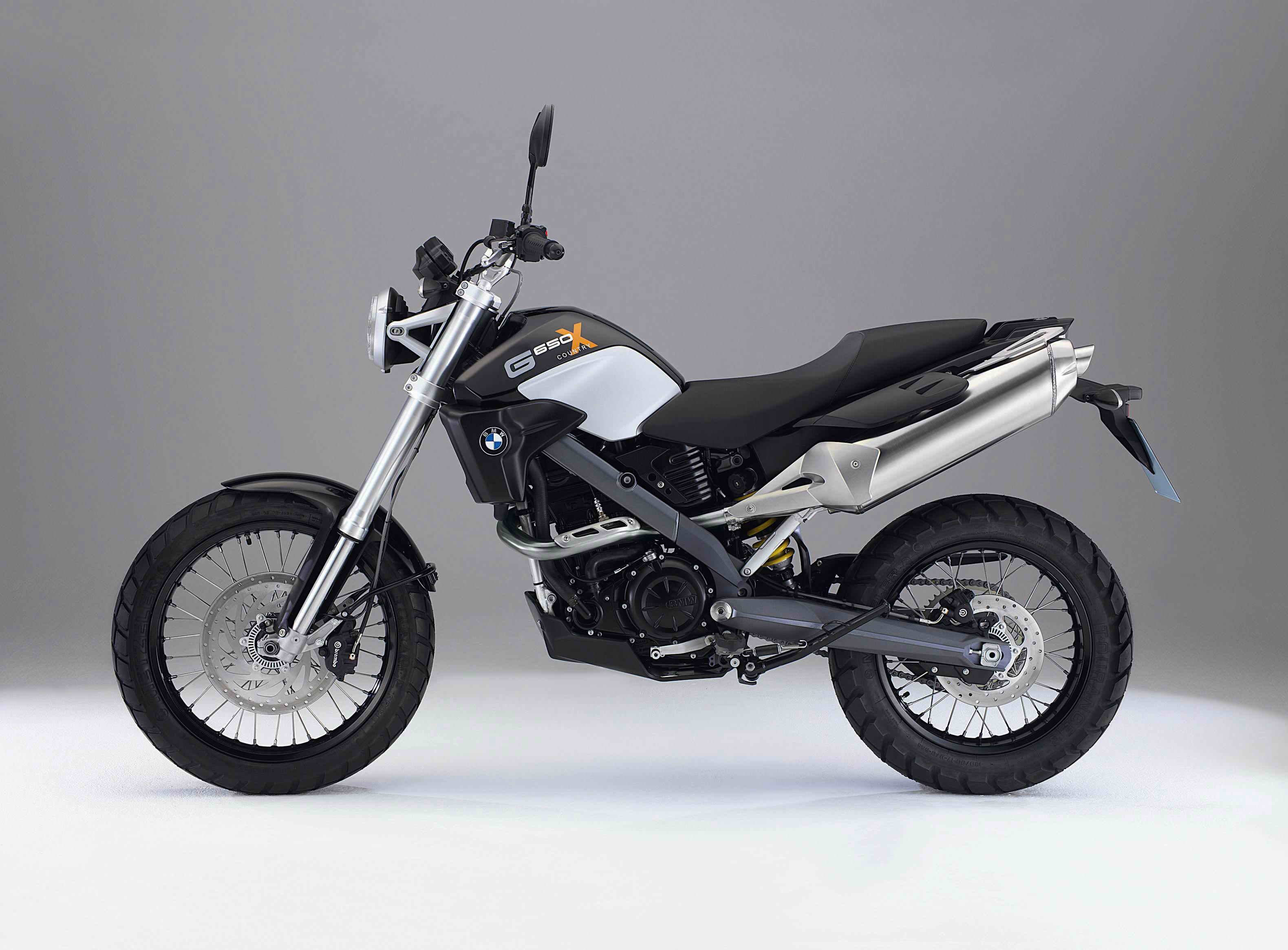 2007 BMW G 650 Xcountry | Top Speed