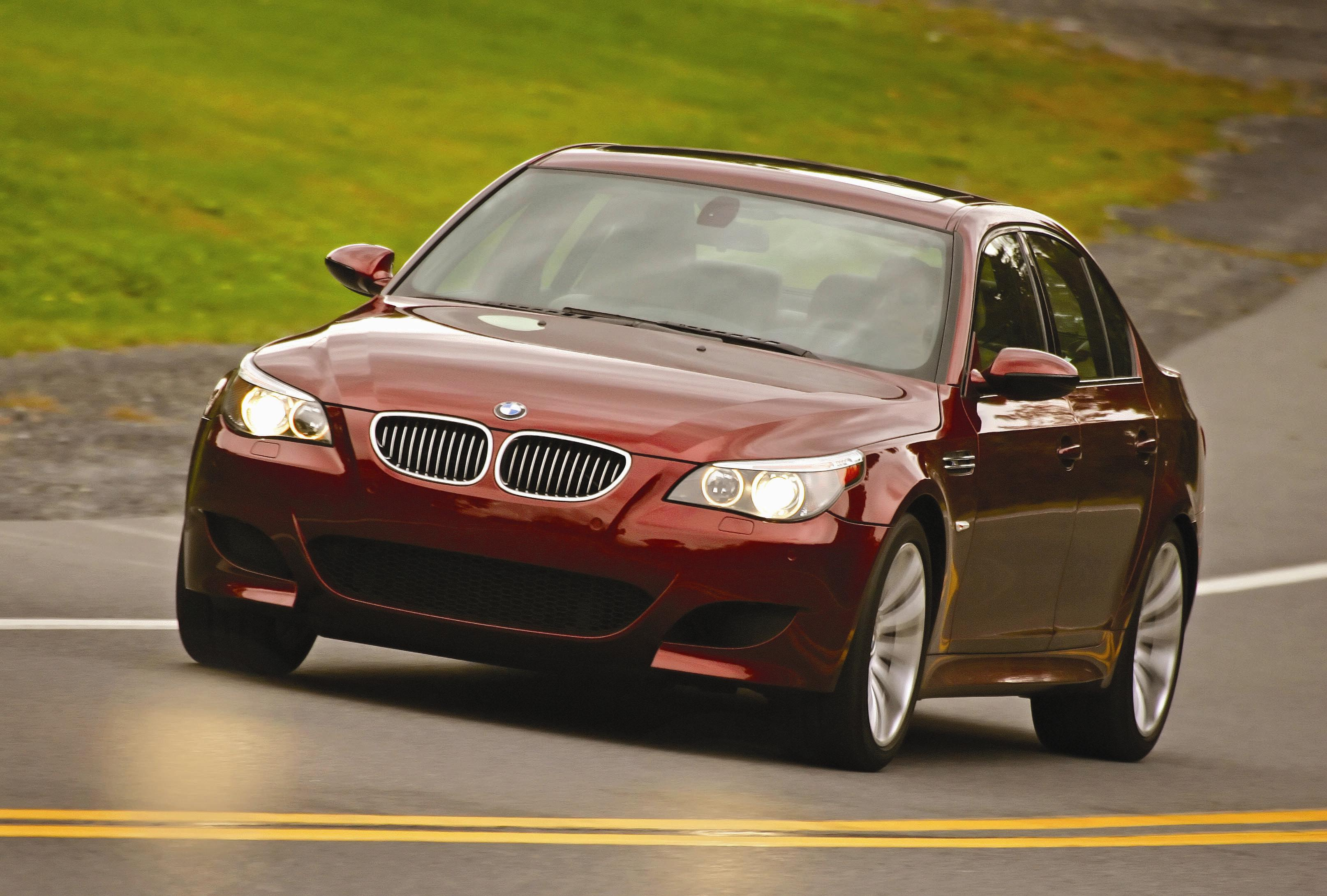 Full Form Of Bmw In Puter >> 2007 Bmw M5 Top Speed
