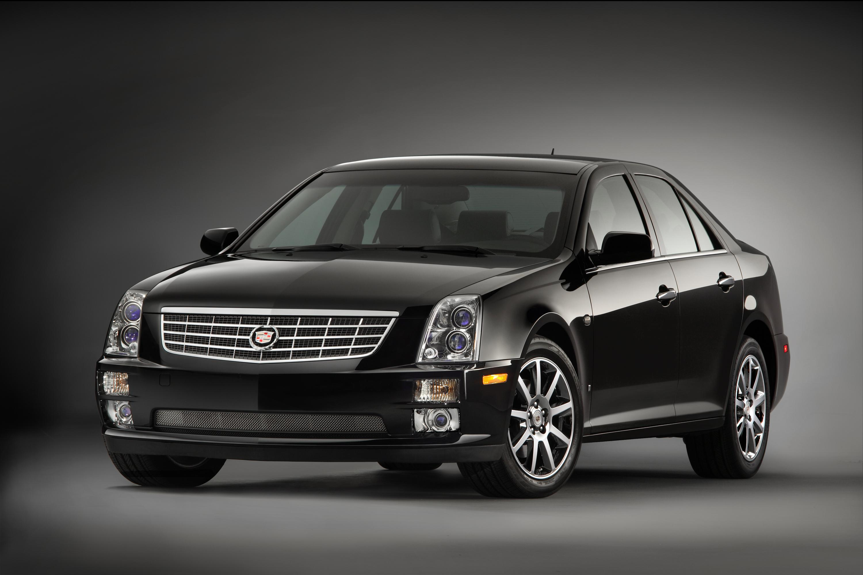 2007 cadillac sts platinum review gallery top speed. Black Bedroom Furniture Sets. Home Design Ideas