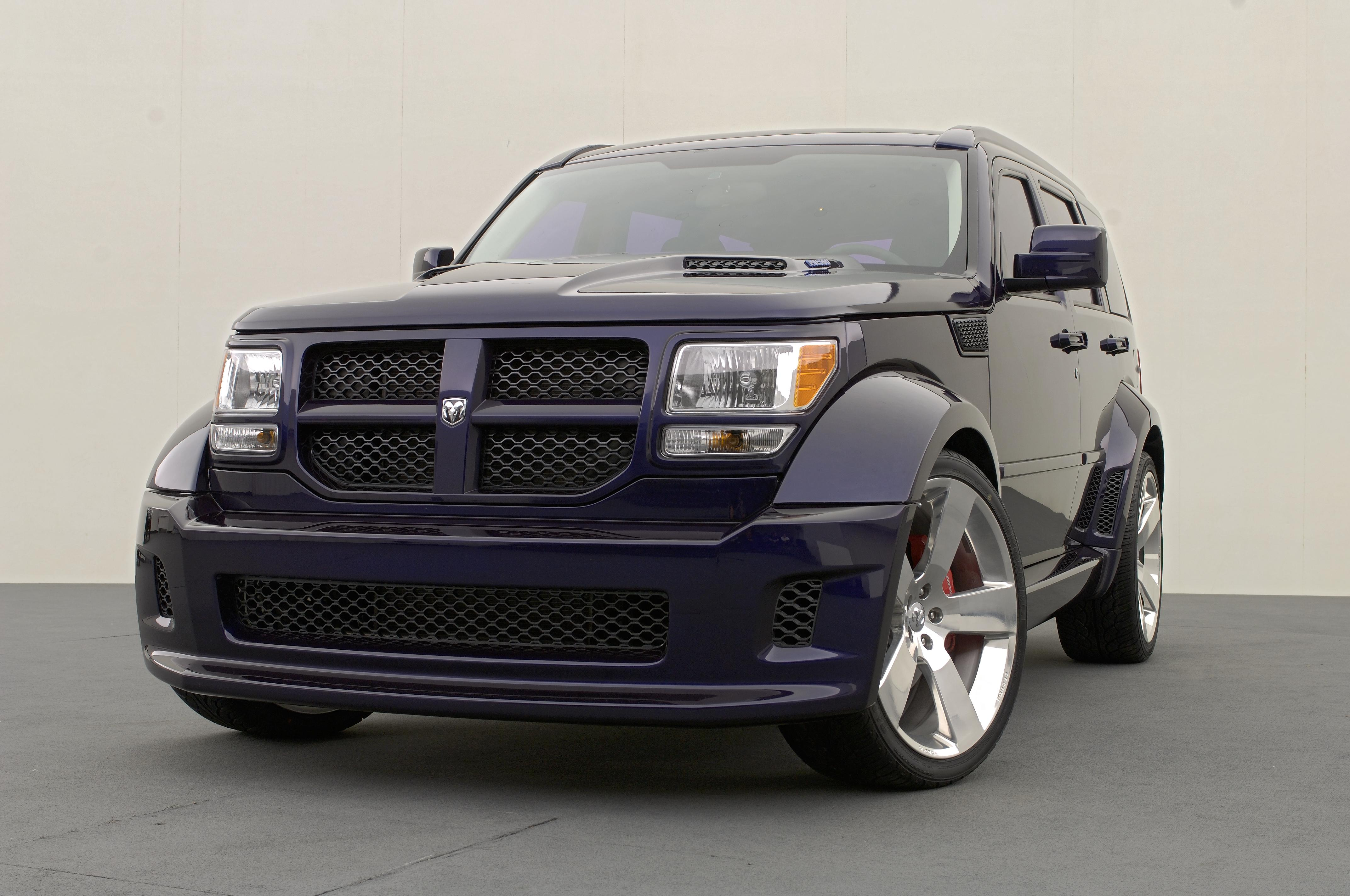 2007 Dodge Nitro 5.7L HEMI | Top Speed