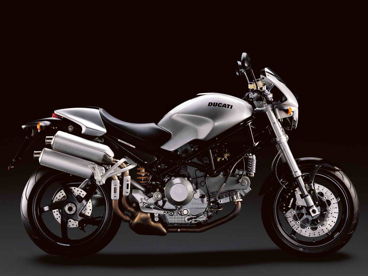 2007 Ducati Monster S2R 1000 | Top Speed