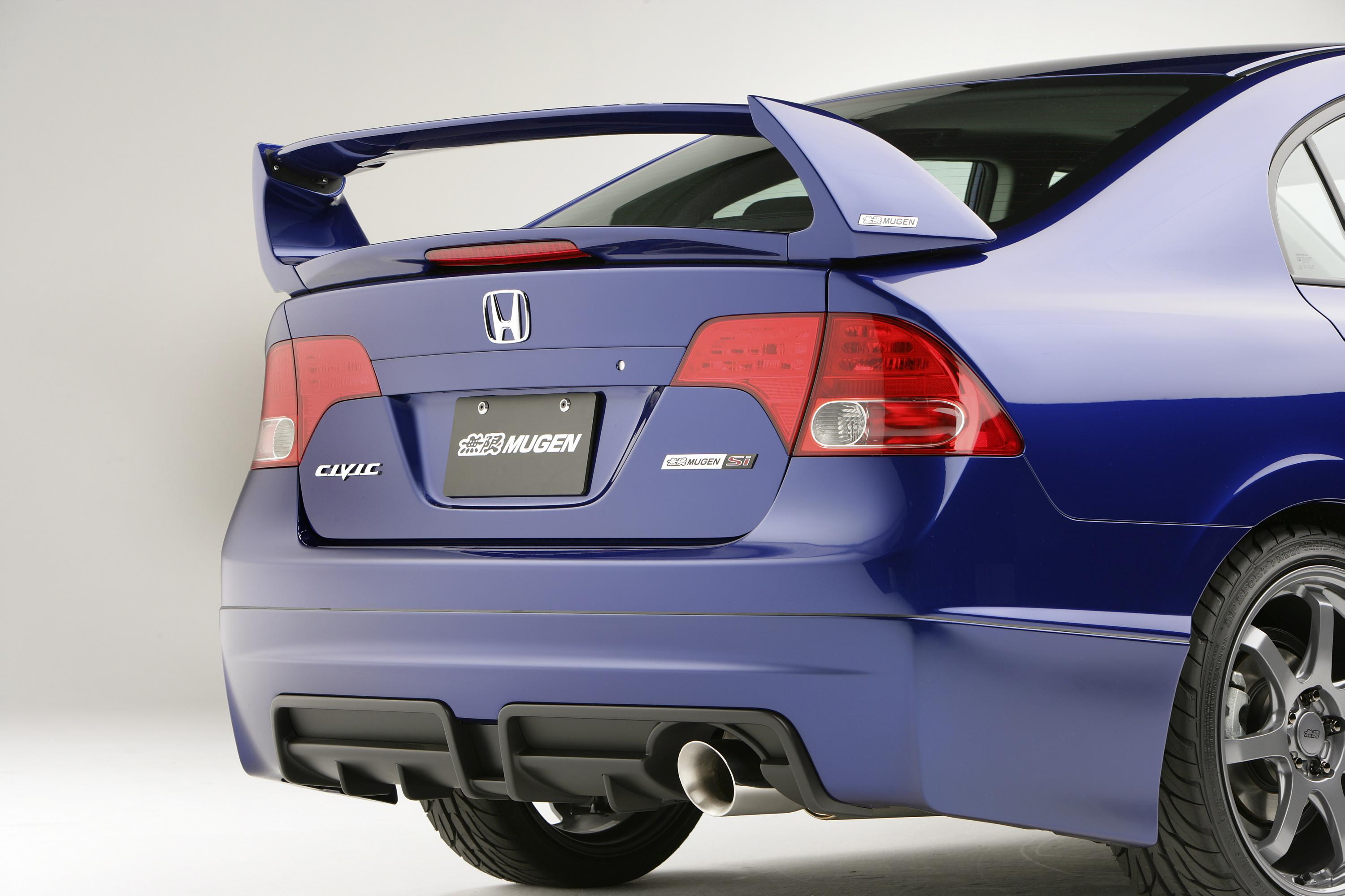 2007 Honda Civic MUGEN Si Sedan | Top Speed. »