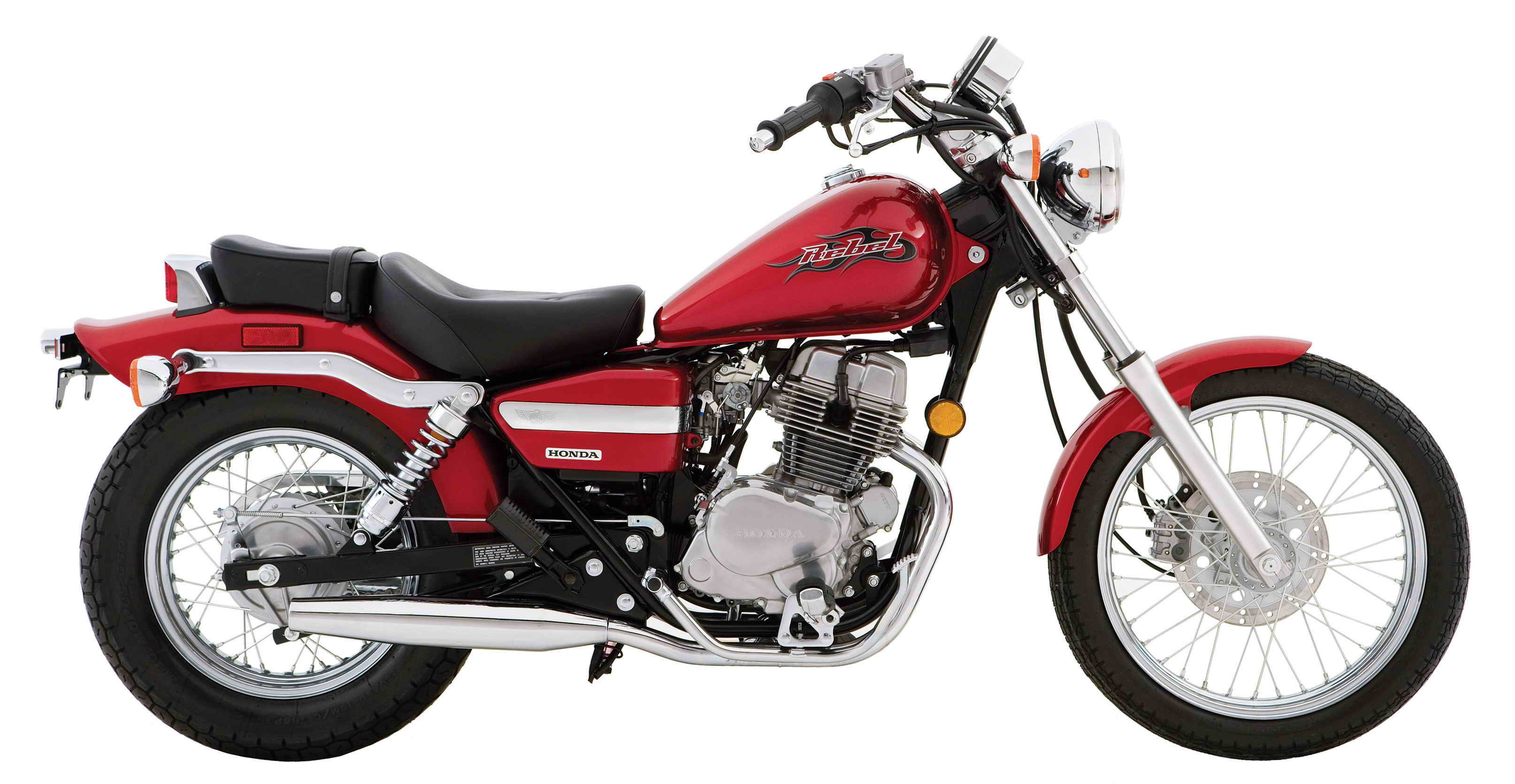 2007 Honda Rebel | Top Speed
