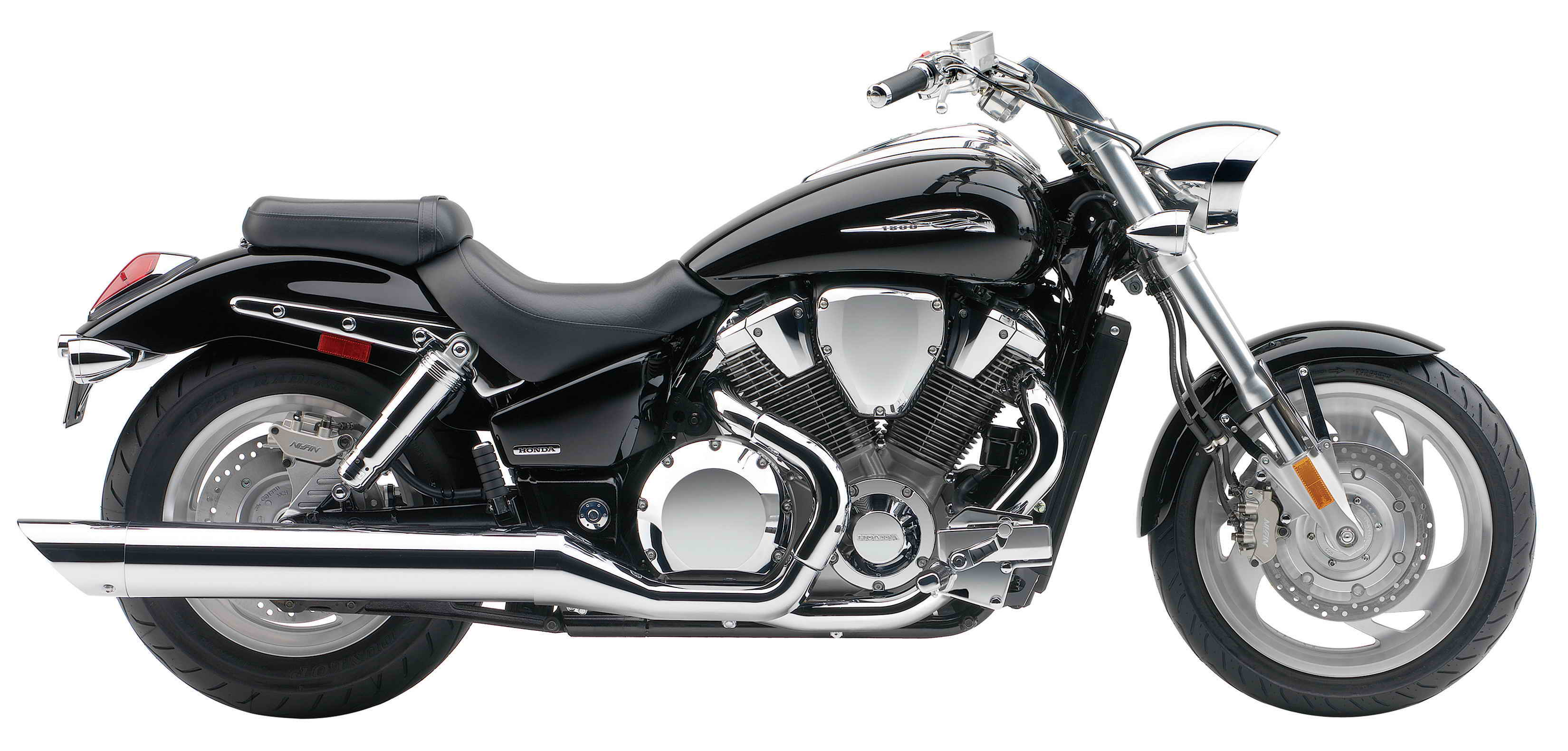 2007 Honda VTX1800C | Top Speed. »