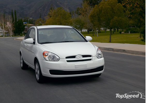 2007 Hyundai Accent GS,SE And GLS | Top Speed. »