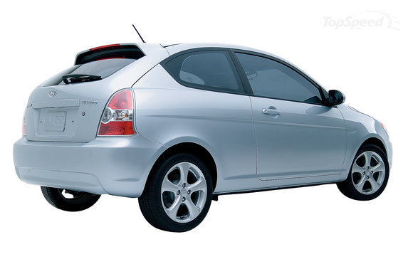 2007 Hyundai Accent Gs Se And Gls Top Speed