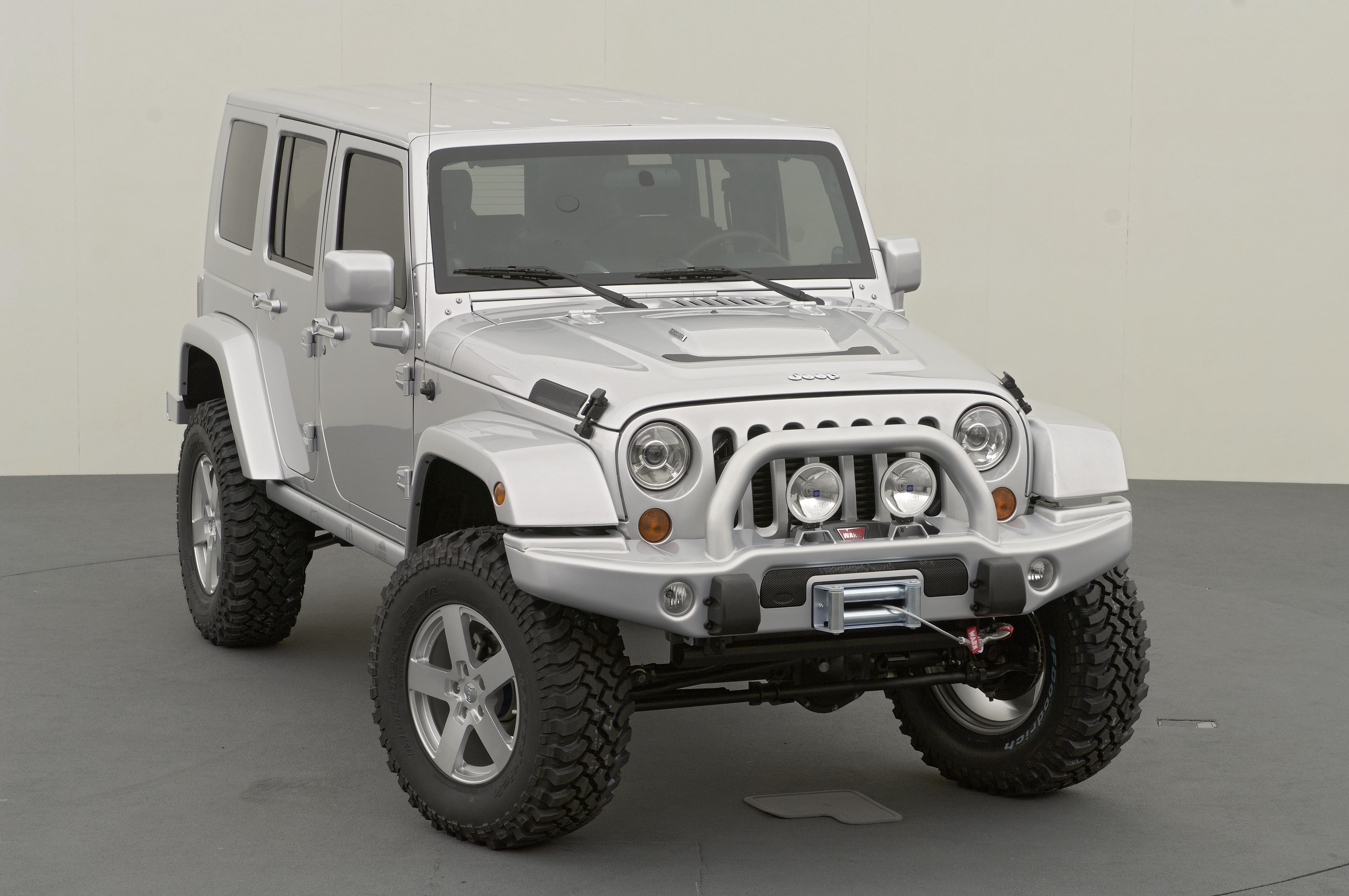 Diesel Jeep Wrangler >> 2007 Jeep Wrangler Unlimited Rubicon | Top Speed