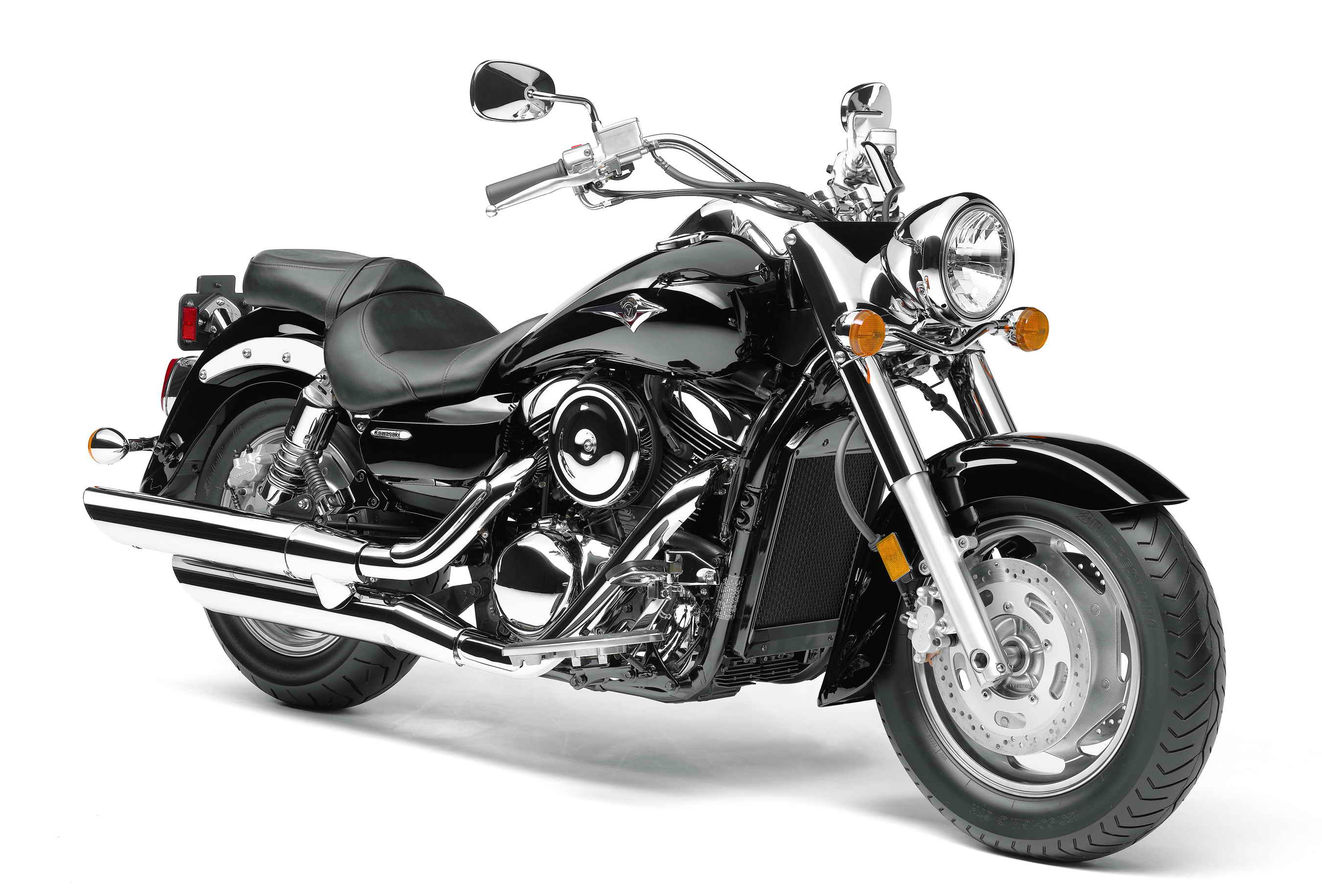 2007 Kawasaki Vulcan 1600 Clic | Top Speed