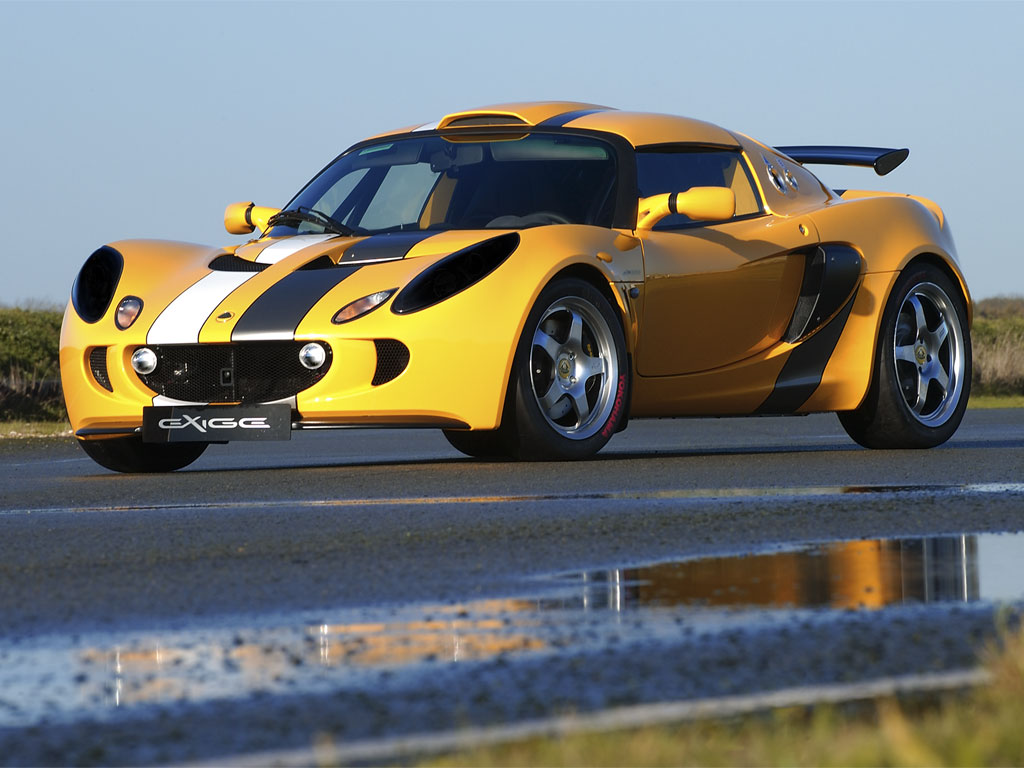 High End Cars >> 2007 Lotus Sport Exige Cup | Top Speed