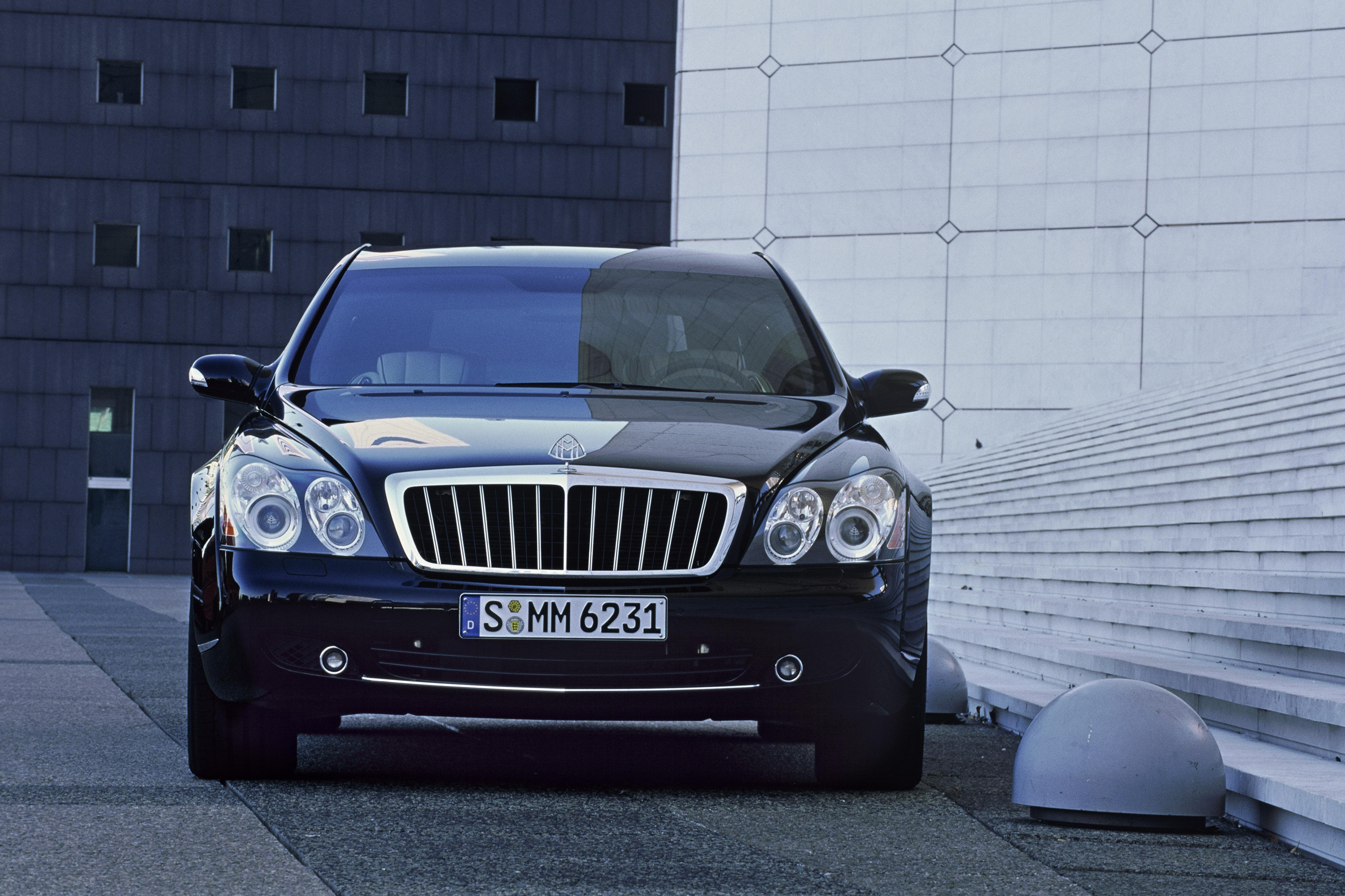 2007 Maybach 62 S Review   Top Speed. »