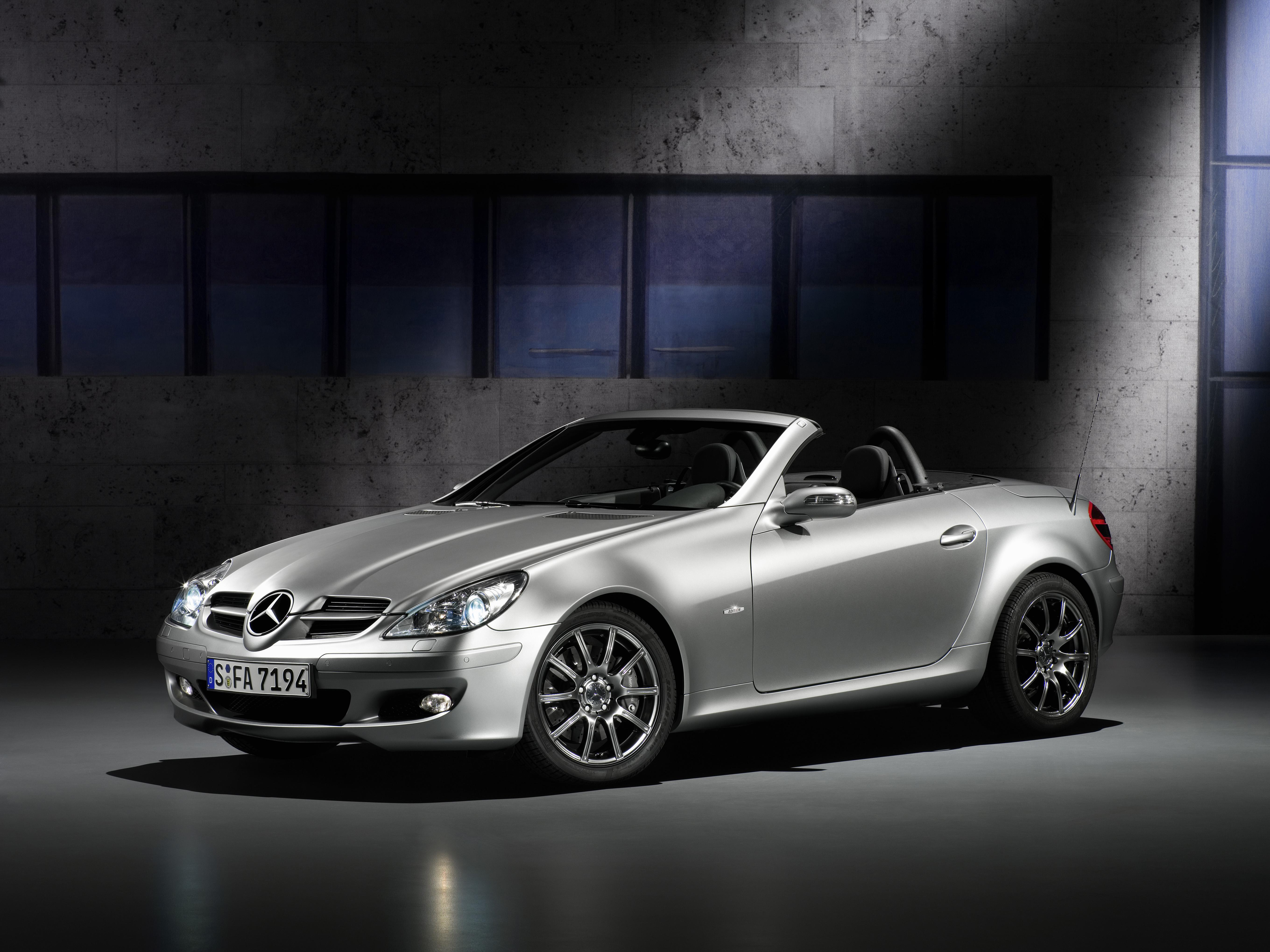 2007 mercedes slk class edition 10 review top speed. Black Bedroom Furniture Sets. Home Design Ideas