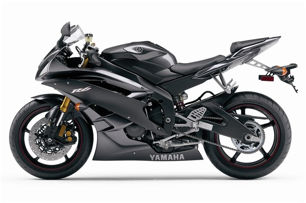 2007 Yamaha YZF-R6 | Top Speed