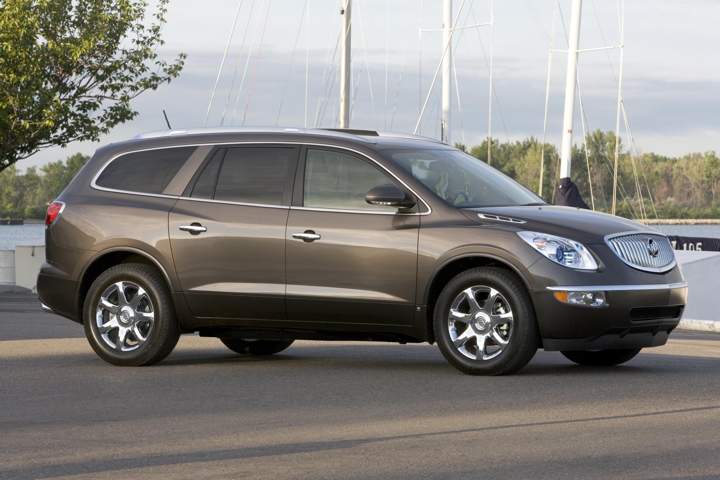 buick platinum enclave cars top speed review enclaves edition black
