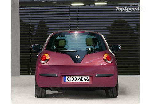 2008 Renault Twingo 2 picture: 113449 - Top Speed