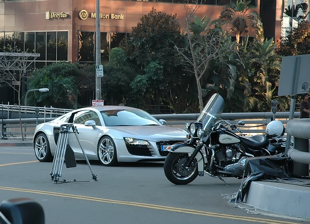 Audi R8 Caught In L A News Top Speed