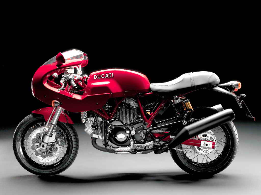 Ducati Monster  Top Speed