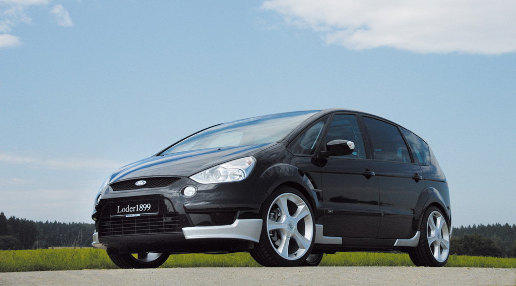 Ford S Max By Loder