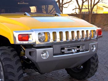 Hummer H4 Concept to be unveiled at Detroit Auto Show