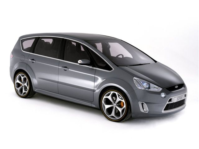The Ford S Max European Car Of The Year 2007 Pictures Photos