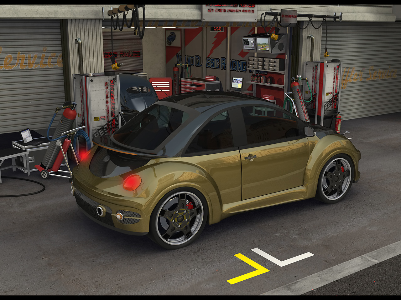 Vw new beetle tuning pictures and photos - Looking For A Way To Dress Up Your New Beetle Jrd Tuning Is Helping You Jrd Tuning Is A Company Specializing In Automotive Design And Coach Work