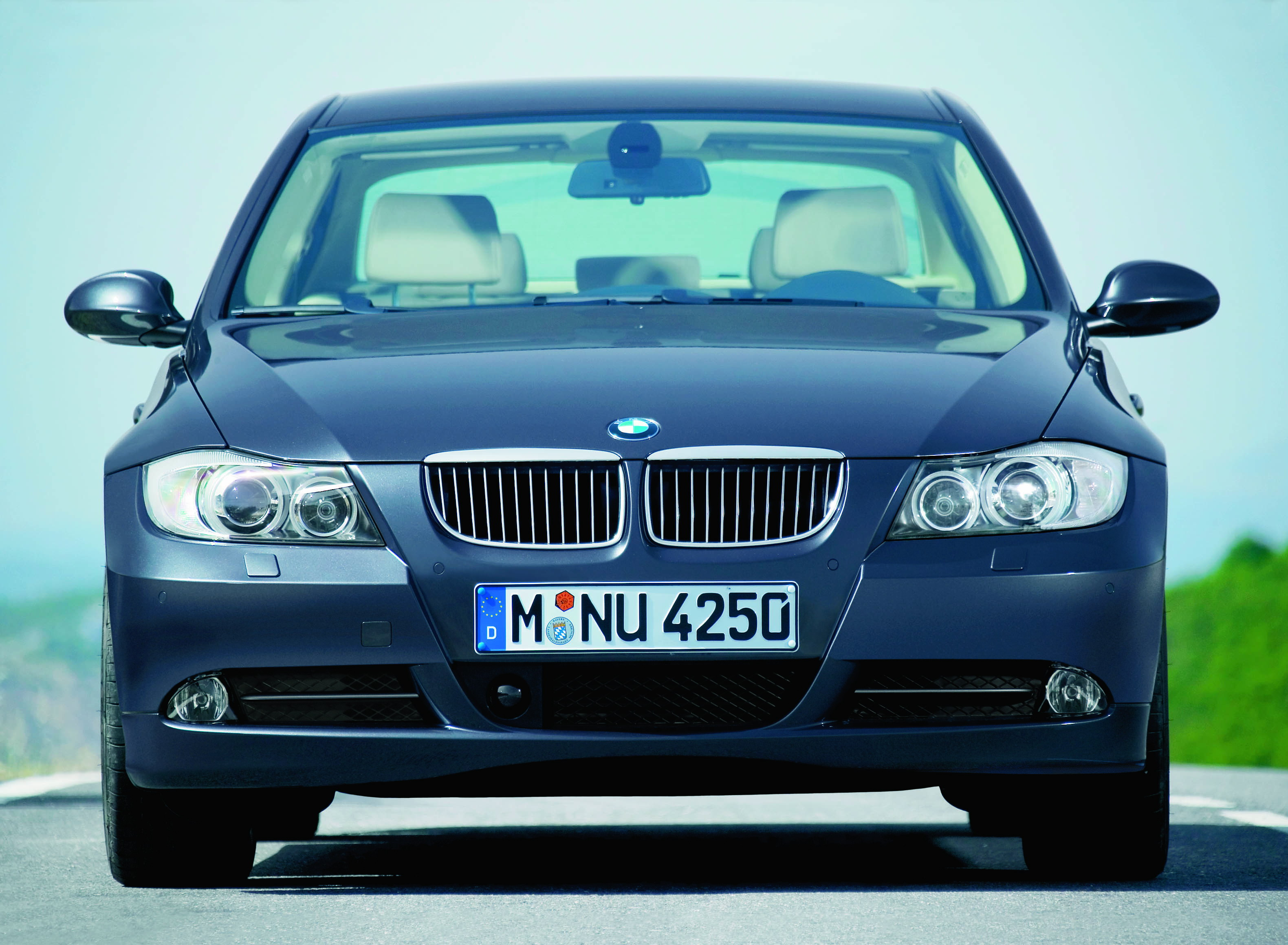 2007 BMW 3-series Review - Top Speed