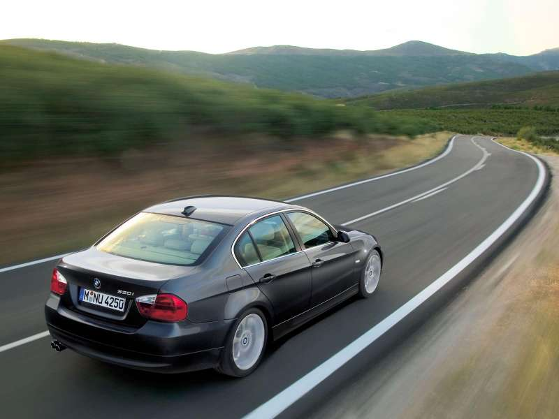 BMW Series Review Top Speed - 2007 bmw 330i