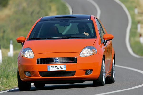 2007 fiat grande punto top speed. Black Bedroom Furniture Sets. Home Design Ideas