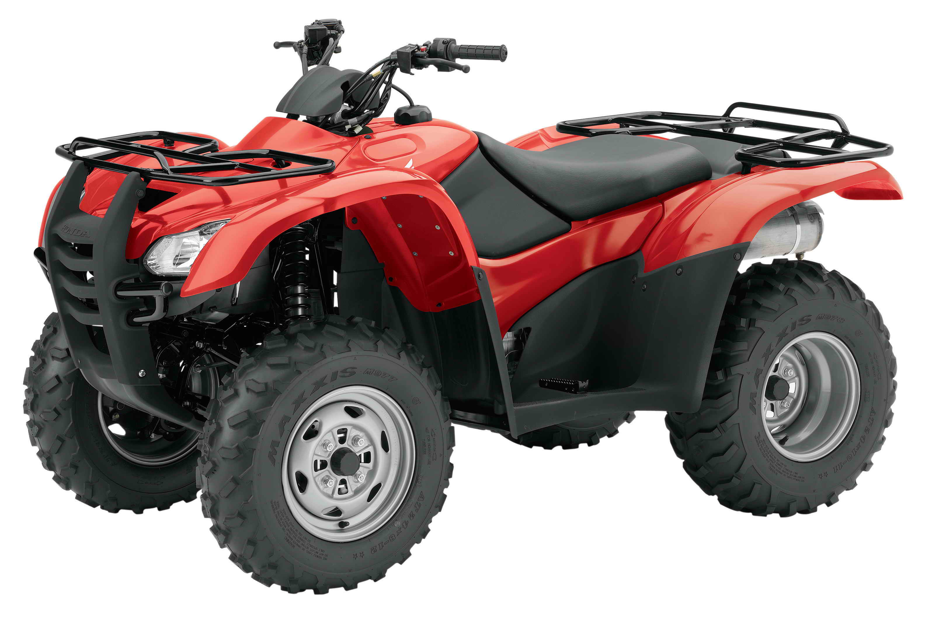 2007 Honda FourTrax Rancher | Top Speed. »