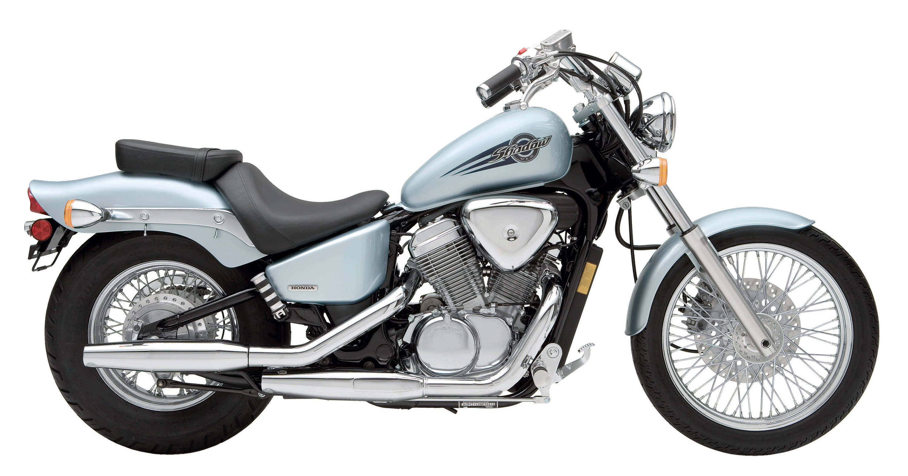2007 Honda Shadow VLX/VLX Deluxe | Top Speed. »