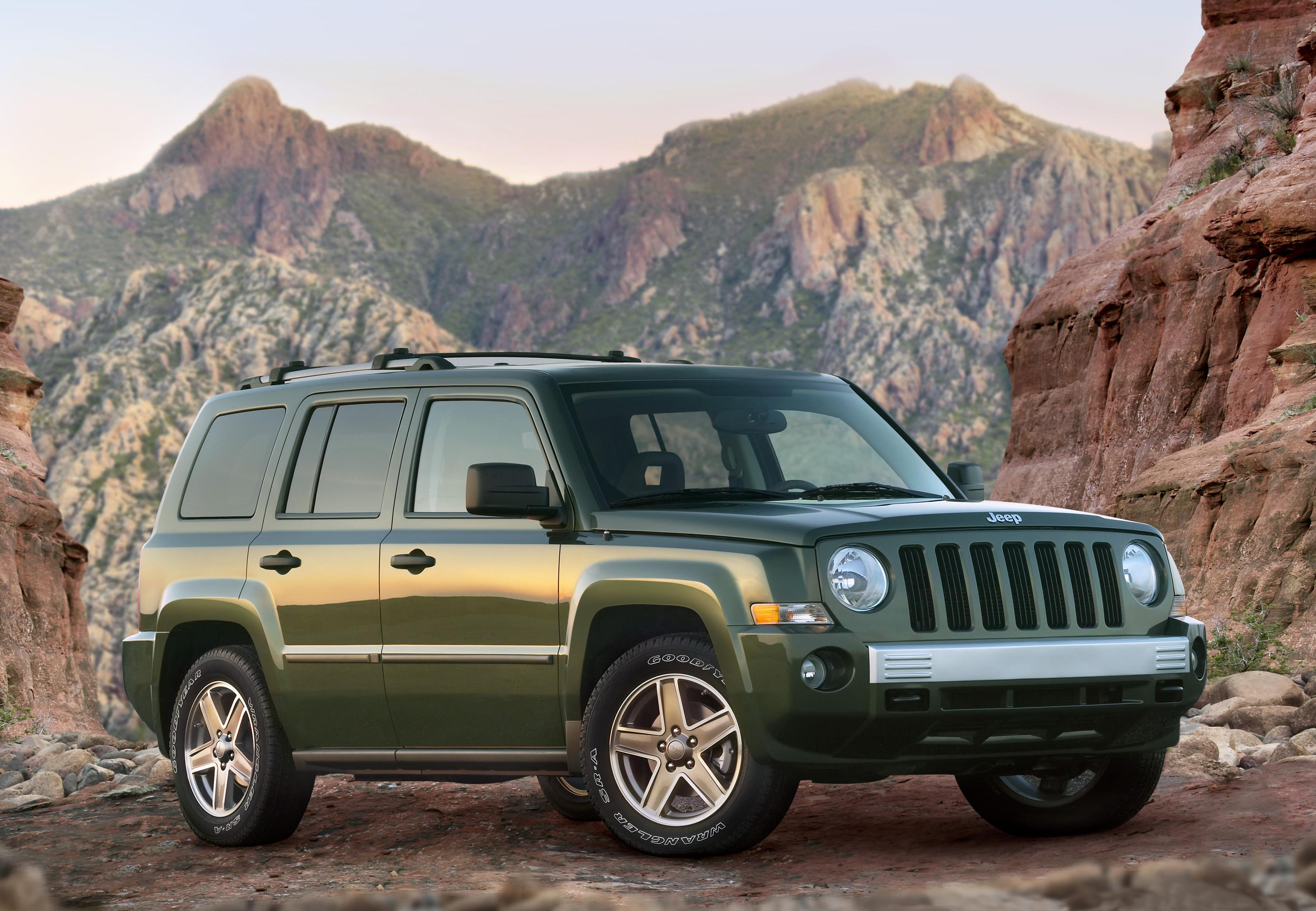 2007 jeep patriot prices announced news top speed. Black Bedroom Furniture Sets. Home Design Ideas