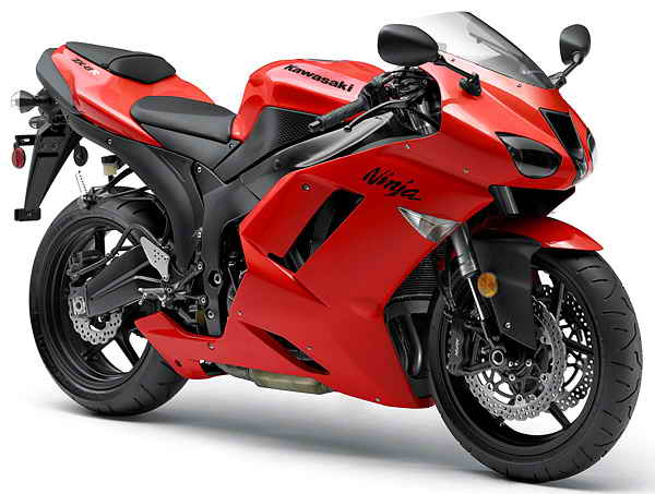 2007 Kawasaki Ninja Zx 6r Top Speed