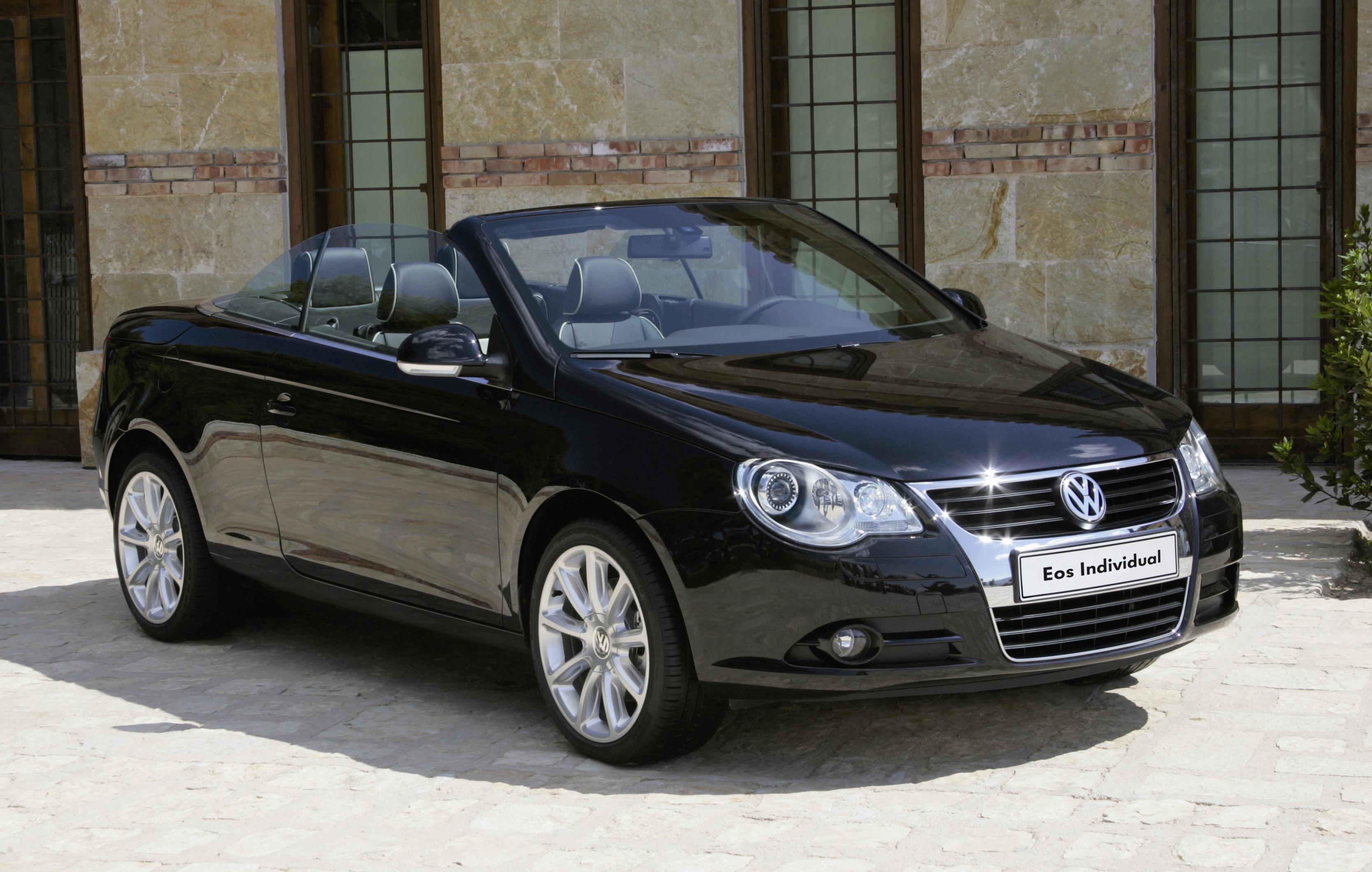 2007 Volkswagen Eos Individual | Top Speed