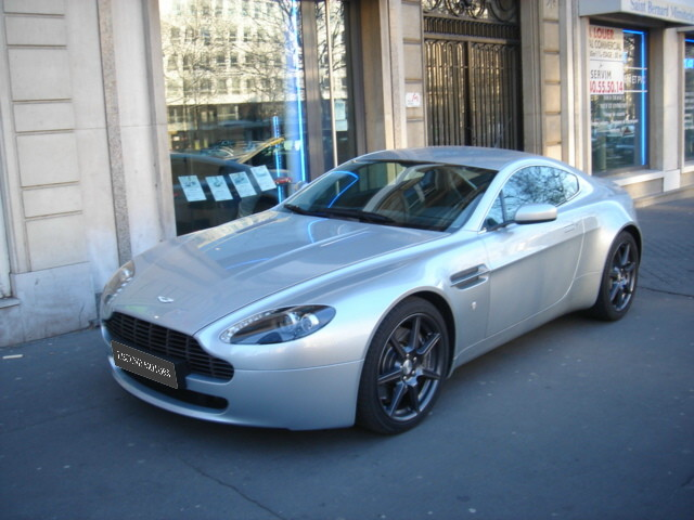 Aston-Martin for sale and this time it is the Company.